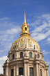 Dome of Les Invalides chapel, Paris