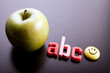 abc and apple