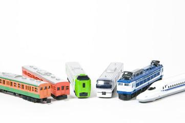 模型列車(新幹線など)
