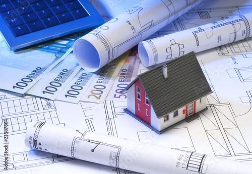 Hausbau und Kalkulation