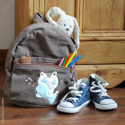 prêt pour l'école