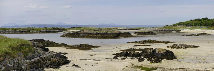 Scozia - bassa marea in Mallaig