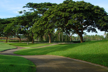Mt. Malarayat Golf Course