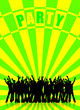 plakat party I