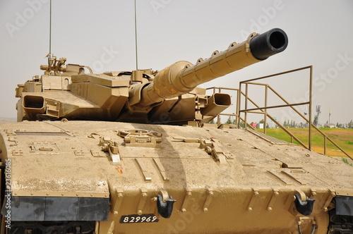 Merkava-3 / izraelski czołg bojowy