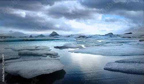 Eisberg-Lagune - 23616411