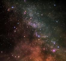 Diepten van de ruimte