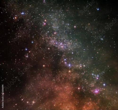 Deeps of space