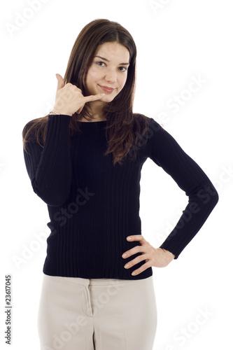 Hand Gesture - Call Me?