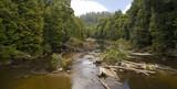 Fototapete Wasser - Hintergrund - Bach / Fluss