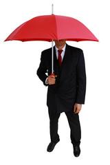 Gestenserie- Regenschirm