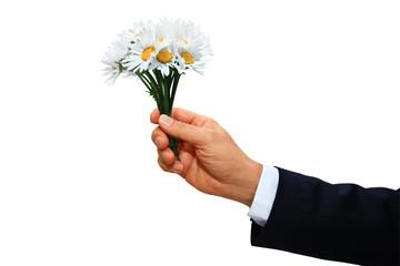 Gestenserie- Blumenstrauss
