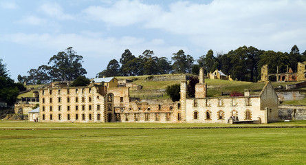 The Penitentiary, Port Arthur, Australia