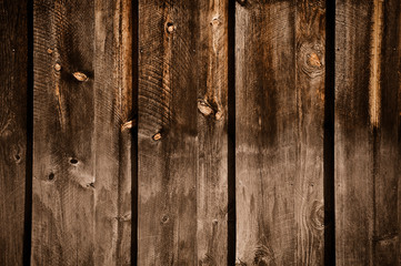 Old Wood Brown Background