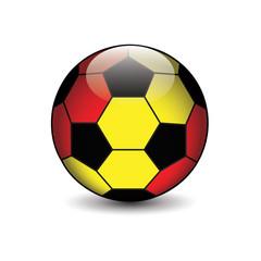 icona pallone calcio Spagna
