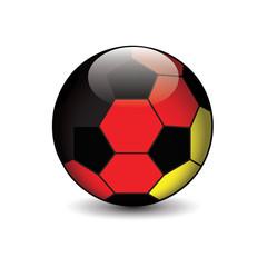 icona pallone calcio Germania