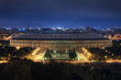Stadium Luzniki at night in Moscow