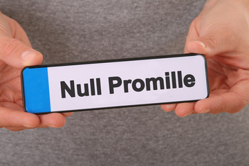 Null Promille