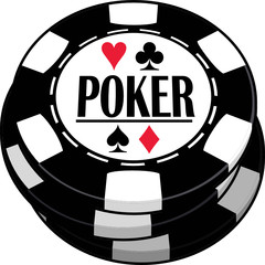 Fiches Poker