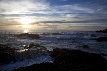Point Lobos Sunset _MG_1655