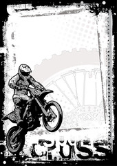 motocross dirty background 2