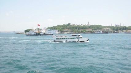 Mass Transportation by Sea