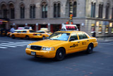 Fototapety Yellow Cab
