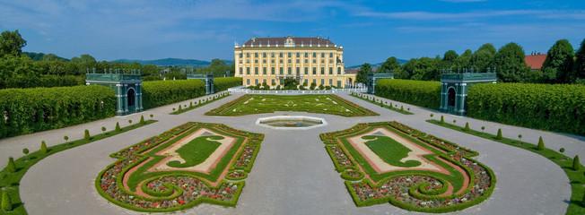 Kronprinzengarten Schloss Schönbrunn