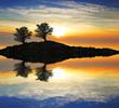la isla y el sol
