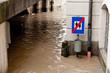 Hochwasser in Steyr,