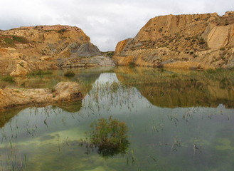 Lagunas de Rabassa Alicante
