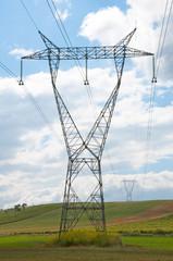 Electric powerline