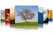 Leinwanddruck Bild - scala di foto