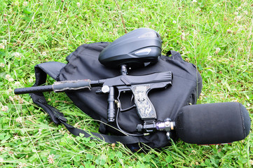 Paintball Rifle