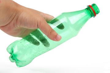 plastic bottle