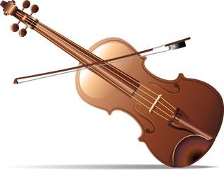 Violino-Violin-Violon-Vector