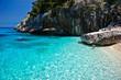 Leinwanddruck Bild - Mare di Sardegna
