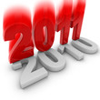 2011 callendo sobre 2010