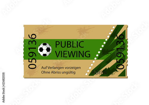 Ticket Public Viewing
