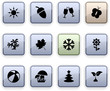 Seasons dim icons.