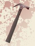 Hammer murder weapon poster