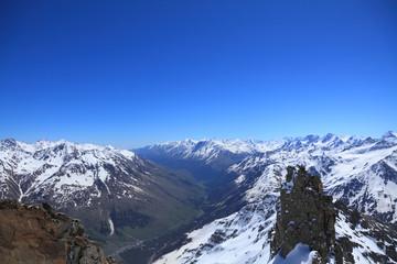 Baksan valley