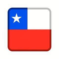 animation bouton drapeau chili