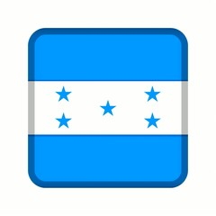 animation bouton drapeau honduras