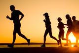 jogging - Fine Art prints