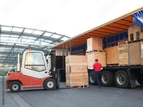 Gütertransport - 23692256