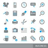 Fototapety Business icon set