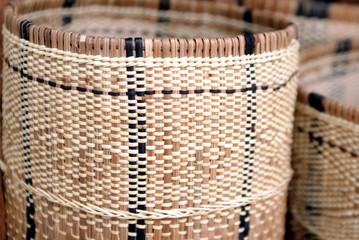 an iban cane basket