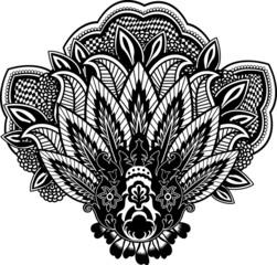 paisley illustration