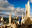 Tufa Statues on Mono Lake